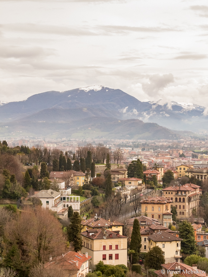 Bergamo and the Mountains